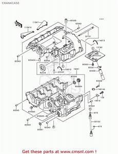 Kawasaki Zx400l4 Zxr400 1994 United Kingdom Fr Nl Ar Fg It