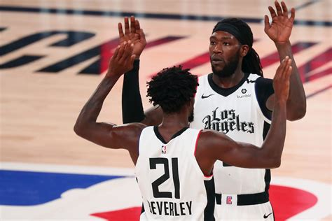 The clippers rested several players for that contest, so cousins will likely have a limited role if available sunday. Disappointed LA Clippers Fans Don't See Montrezl Harrell Returning Next Season