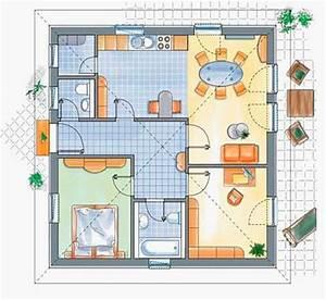 Modernes Haus Grundriss : moderner kleiner bungalow fertig teil bungalow von charming haus ~ Bigdaddyawards.com Haus und Dekorationen