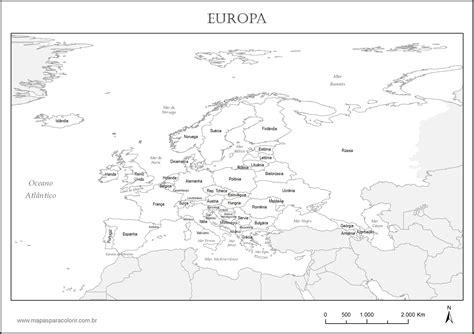 Mapa europa para pintar Imagui