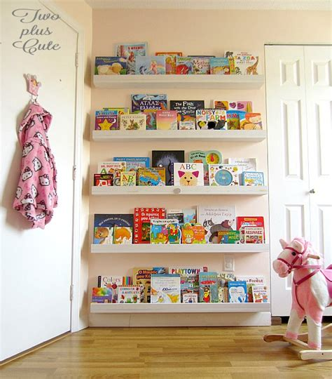 Bookcases For Nursery by Diy Bookcase Ledges For Our Nursery Hometalk