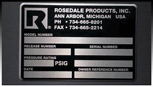 Quality Control Templates Detroit Name Plate