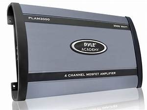 Pyle - Plam3000 - Marine And Waterproof