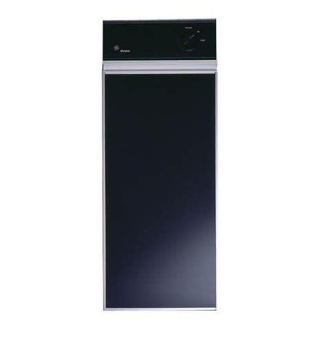 zcgvbb ge monogram  black built  compactor  reversible panel  safety lock