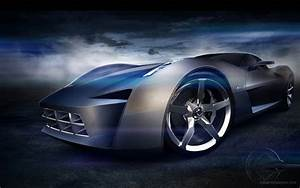 Chevrolet Corvette Stingray Concept 2 Wallpaper HD Car