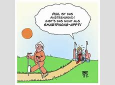 Nordic Walking By Timo Essner Sports Cartoon TOONPOOL