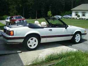 Find Used 1990 Ford Mustang Lx Convertible 2