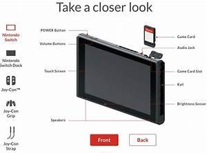 Nintendo Switch System Diagram 1
