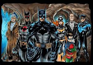 The gallery for --> Batman Family Tree Wiki