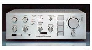Pioneer A-80 - Manual - Stereo Integrated Amplifier