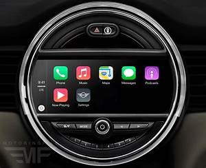 Mini Navi Update : carplay is coming to the mini with touchscreen idrive ~ Jslefanu.com Haus und Dekorationen