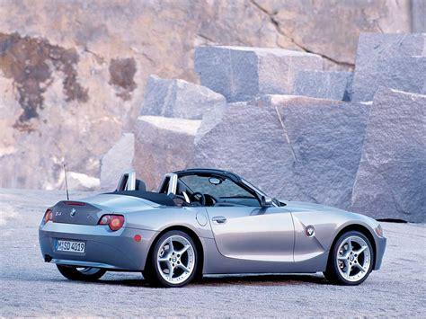 2003 Bmw Z4 30i  Review Supercarsnet