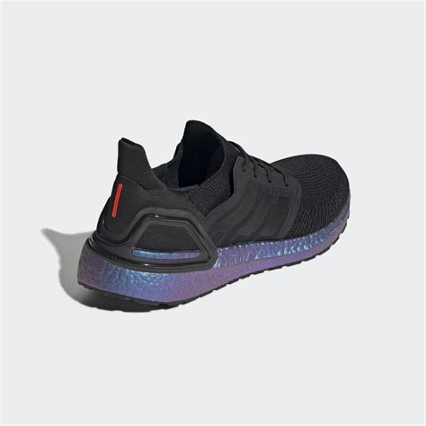 iss  national lab  adidas ultra boost  blackblue violet metallic grailify sneaker releases