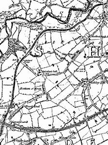 Old Maps - Littlemoss, Droylsden, Fairbottom Branch ...