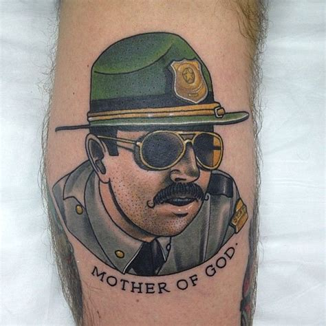 Police Tattoos Designs, Ideas And Meaning  Tattoos For You