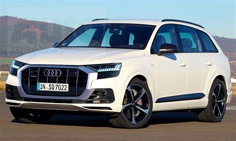Neues Audi Q7 Facelift audi q7 facelift 2019 erste fotos autozeitung de