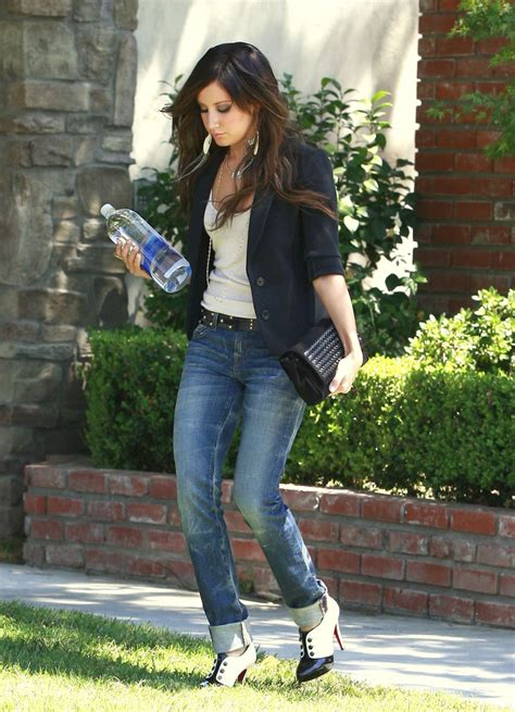 ashley tisdale ankle boots ashley tisdale