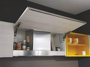 des meubles pratiques et fonctionnels dans toute la maison With hotte integree dans meuble haut