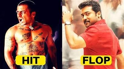 Surya Movies Hit Flop