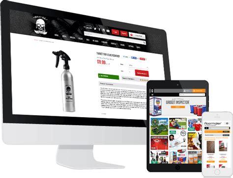 ecommerce web design ecommerce website design bespoke ecommerce development