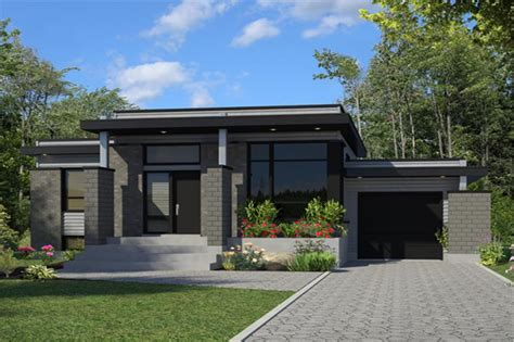 house with 4 bedrooms contemporary house plan 158 1263 3 bedrm 1268 sq ft