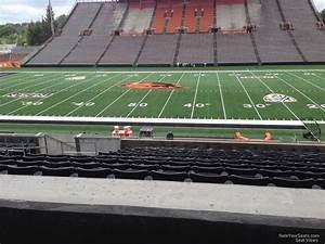 Reser Stadium Section 115 Rateyourseats Com