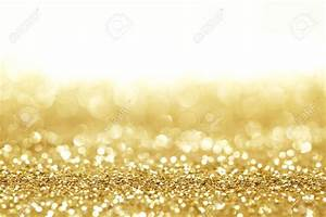 Download Free Gold Glitter Photo PPT Backgrounds