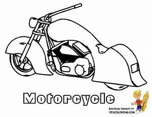 kingly coloring pages to print motorcycle free With honda bikes street