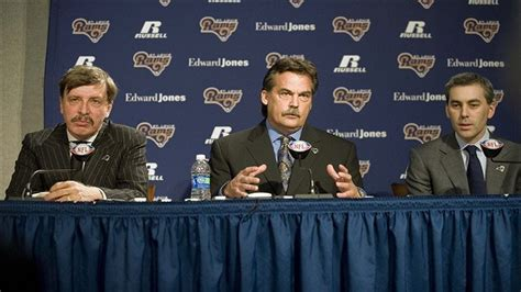 rams exec expresses regret  email  st louis employees