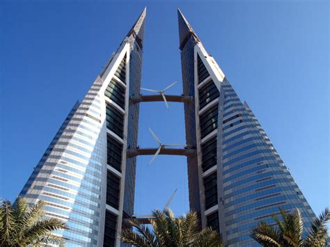 Free Bahrain World Trade Center 1 Stock Photo - FreeImages.com