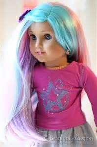 American Girl Doll Custom