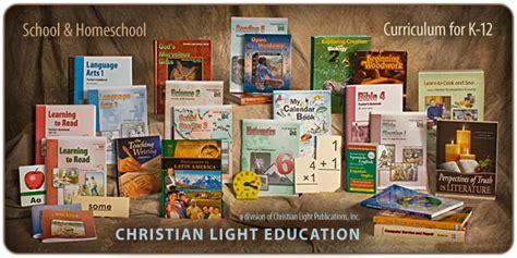 christian light education 290 | christian light