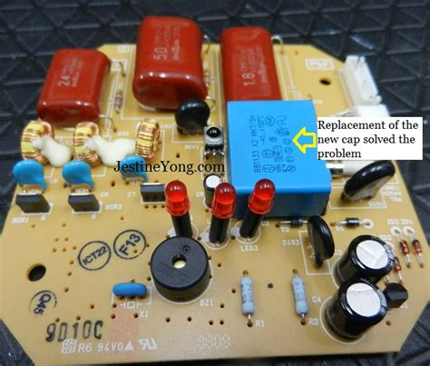 Panasonic Ceiling Fan Capacitor by Panasonic Ceiling Fan Repaired Electronics Repair And