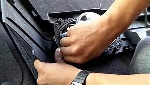 Nissan Almera N16 Rear Speaker Install Guide