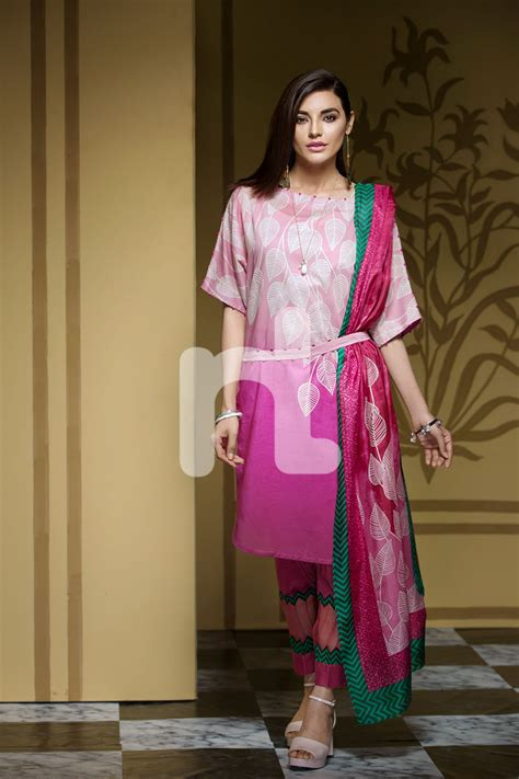 nishat linen latest eid luxury suits collection