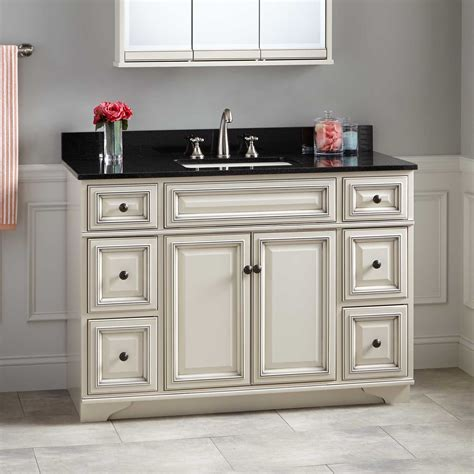 misschon vanity  rectangular undermount sink