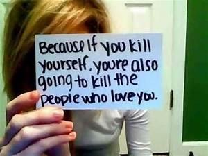 Anti- Suicide Quotes - Profile Picture Quotes