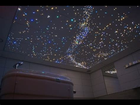 plafond ciel etoile led fiber optic ceiling led light ciel 233 toil 233 sterrenhemel plafond verlichting sternenhimmel