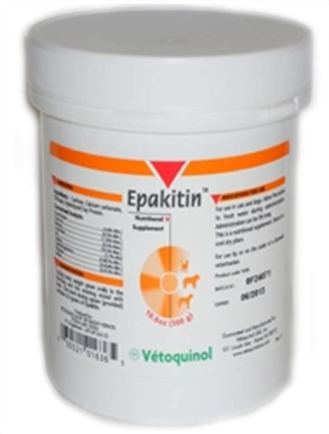 Epakitin Nutritional Supplement For Pets Supports Ney
