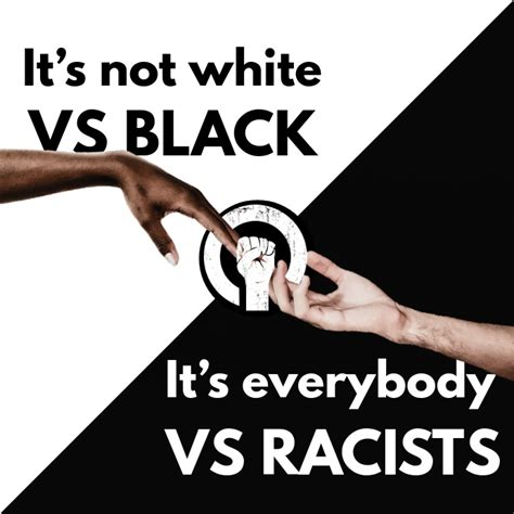 Vs Racists Blm Instagram Post Template Postermywall