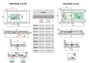 Dimension Receveur Italienne by Receveur De Douche Custom Ultra Plat En Acrylique Renforce