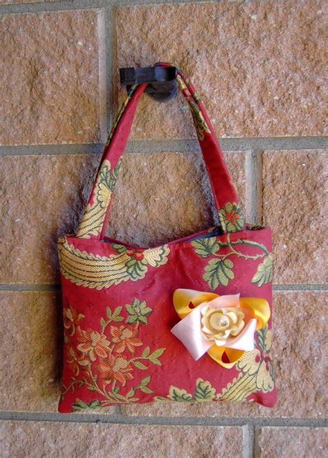 tessuto tappezzeria borsa in tessuto da tappezzeria quot r quot donna borse di