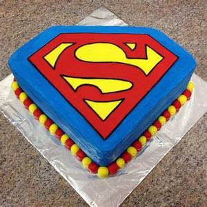superman template for cake wwwimgkidcom the image With superman template for cake