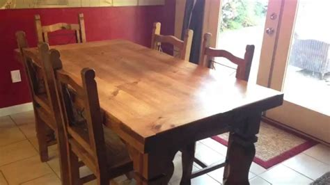 howard feed  wax restoration   wooden kitchen table