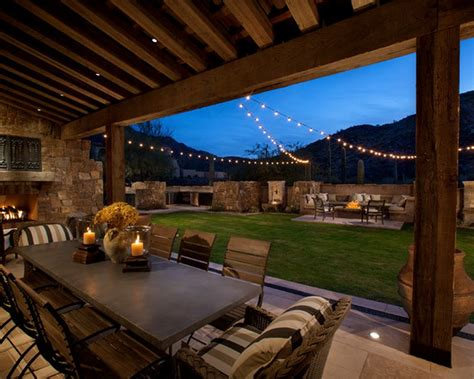 outdoor patio string lights ideas pictures pixelmari