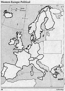 West Europe Map Quiz