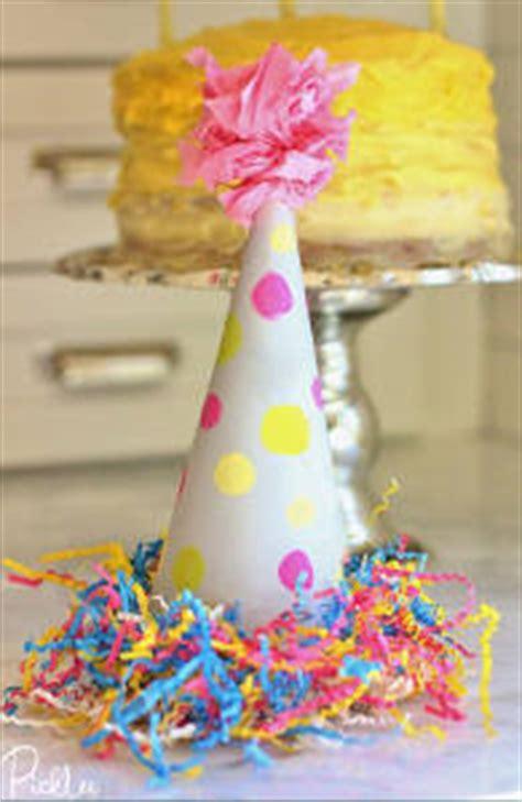 minute paper party hats allfreekidscraftscom