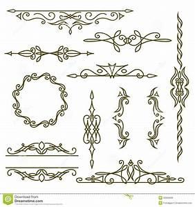 free elegant border templates template ideas With free monogram template