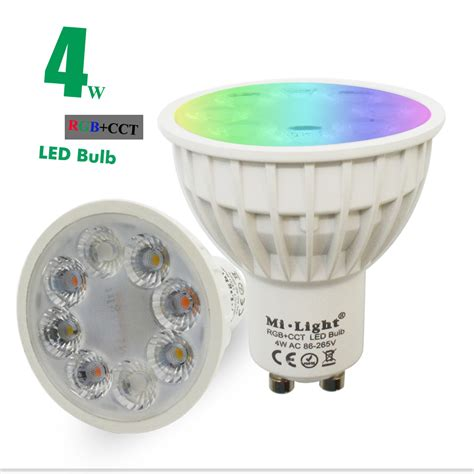 new arrival original dimmable 2 4g wireless milight led
