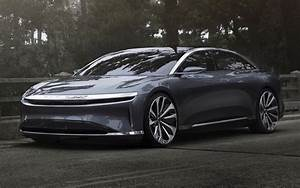 2017 Lucid Air Launch Edition